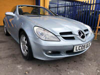 2005 Mercedes-Benz SLK200 Kompressor 1.8 auto Huge Spec 60k Miles