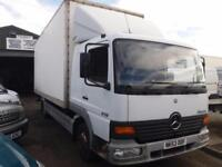 Mercedes-Benz Atego 22foot box van/lorry **One company owner**