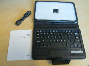 BRAND NEW Dell Venue 8 bluetooth keyboard and case