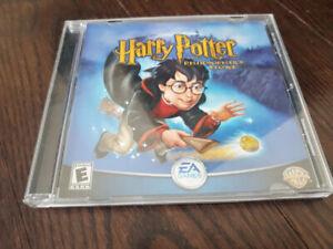 Jeu Harry Potter PC