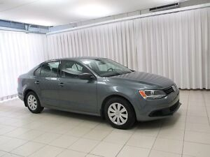 2013 Volkswagen Jetta Trendline Plus! Auto! LOW KMs!!A/C, Heated