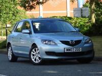 Mazda 3 1.6 Activematic TS2 + AUTOMATIC +PARKING SENSORS +JUST SERVICED +12M MOT