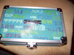 Metal case for your Nintendo or other video games London Ontario image 1