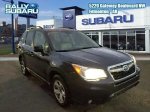 2015 Subaru Forester 2.5i Limited w/Tech