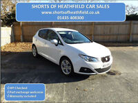 Seat Ibiza 1.4 16v Ltd Edition 'Good Stuff' - 5 Dr Hatchback - One Owner - 2011