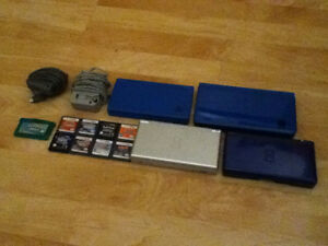 Selling Nintendo DS / Gameboy and games too !