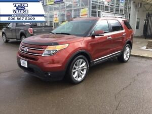 2014 Ford Explorer Limited  - $227.29 B/W
