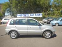 Ford Fusion 1.4TDCi 2007MY Zetec Climate