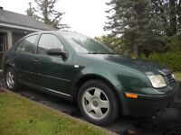 2000 Volkswagen Jetta TDI (TRANSMISSION DEFECT)