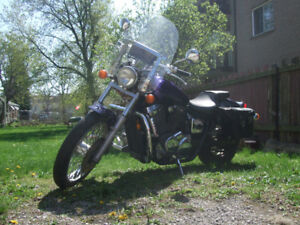 Great motorcycle for sale!