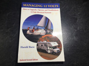 Managing 12 Volts Upgrade, Operate & Troubleshoot for RV & Boat