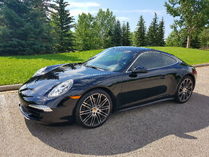 2016 Porsche 911 Black Edition Coupe (2 door)