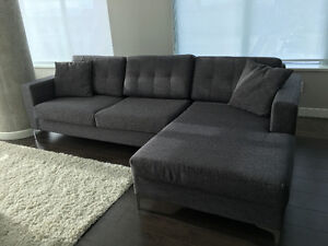 Large Sectional Sofa from The Bay - Excellent Condition