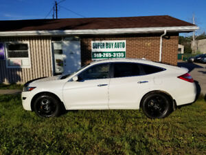 2012 Honda Crosstour EX-L:   AWD NAVIGATION CAMERA 3.5L V6