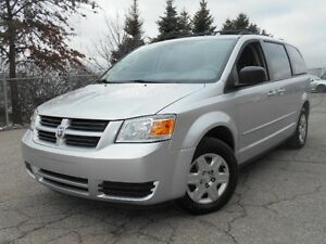 2010 Dodge Grand Caravan SE, Stow N Go