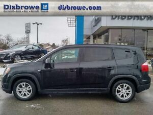 2012 Chevrolet Orlando   All-New Tires, One Owner London Ontario image 8