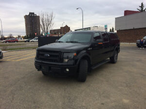 2014 Ford F-150 SuperCrew FX4 Pickup Truck 6.2L