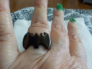 Batman rings
