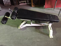 BANC - POWER BODY - BENCH