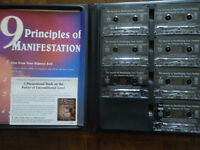 Wayne Dyer Audio - Manifesting Your Destiny Cassettes