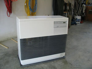 Oil Monitor space heater