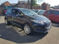 2014 14 FORD FIESTA 1.2 STYLE 3D 59 BHP