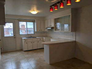 Large 5 1/2 available for rent in Montreal Nord.