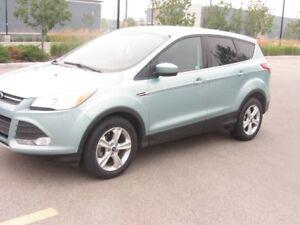 2013 Tiffany Green Ford Escape SE1.6L EcoBoost