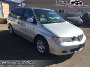 2001 Honda Odyssey EX RUNS AND DRIVES AMAZING   - local - trade-