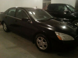 2007 HONDA ACCORD SE ONLY 155000KM PRICE (REDUCED TO CLEAR)