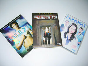 DVD Warehouse 13/Saving Hopes/Kyle XY/Beyond Reality/TBA