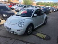 Volkswagen Beetle 1.6 - 2000 X-REG - FULL 12 MONTHS MOT