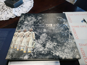 To The Moon Time-Life 6 Record +Book Box Set