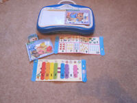 Leapfrog little touch learning system
