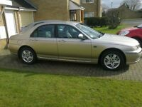 Rover 75 - Spares or repair - No MOT
