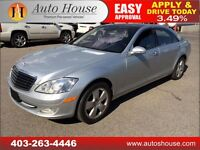 2007 Mercedes Benz S550 NAVIGATION PANO ROOF 90DAY NO PAYMENTS