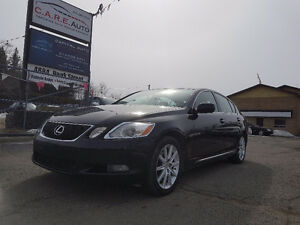 2006 Lexus GS300 AWD-Fully Loaded, Safety, Etest included!