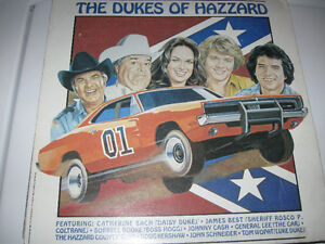 records dukes of hazzard and more