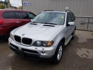 2006 BMW X5 ACCIDENT FREE VEH-- SUV AWD 3.0i