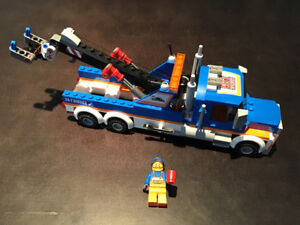 LEGO City 60056 Tow Truck - 100% Complete