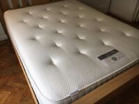 Silentnight Mirapocket 1200 Memory Mattress, King Size, RRP £599, 5 yr guarantee
