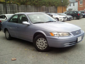1998 Toyota Camry LE - 4 Cylinder