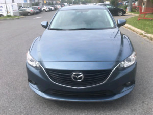 Mazda 6 2014 50000km only ! Fully loaded
