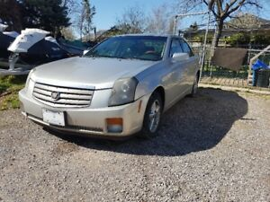 2005 Cadillac CTS 3.6L SAFTEY INCLUDED