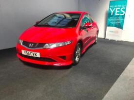 Honda Civic 1.4 i-VTEC 2011 Type S finance available from £30 per week
