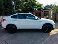 BMW X6 3.0TD ( 245bhp ) 4X4 AUTO xDRIVE IN WHITE