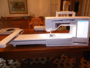 Top of the Line  Sewing and Embroidery Machine and Software
