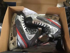 Bauer Vapor Skates for sale- 9.5