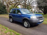 Land Rover Freelander 2.0 Td4 Auto GS New Mot FSH £1495