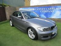 2012 BMW 1 Series 2.0 120d M Sport 2dr